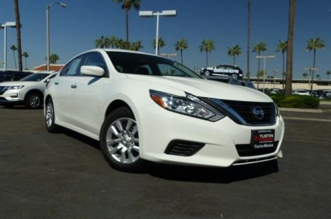 New 2016 Nissan Altima 2.5 FWD 4D Sedan