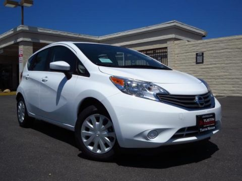New 2016 Nissan Versa Note S Plus FWD 5D Hatchback