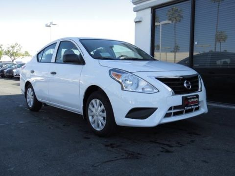 New 2015 Nissan Versa 1.6 SL With Navigation