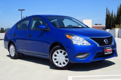 New 2017 Nissan Versa 1.6 S Plus FWD 4D Sedan