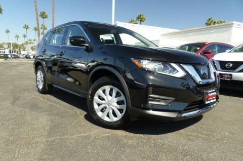 New 2017 Nissan Rogue S FWD 4D Sport Utility